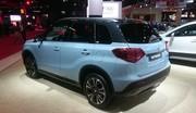 Suzuki Vitara 2018 : à partir de 18 390 €