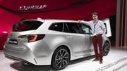 Toyota Corolla Sports Touring : 1er mondiale pour le break Corolla