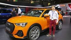 Audi Q3 2018 : premier bain de foule à Paris pour le nouveau Q3
