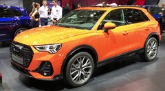 Présentation de l'Audi Q3 de seconde génération