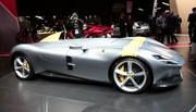 Ferrari sort les barquettes au Mondial de l'Auto 2018