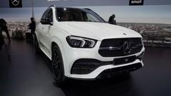 Le Mercedes GLE 2019 annonce son premier prix