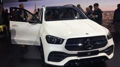 Bienvenue à bord du Mercedes GLE 2019 !