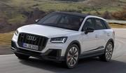 Audi SQ2 : avec les 300 ch de l'Audi S3