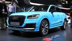 Audi SQ2 : SUVnervé