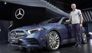A bord de la nouvelle Mercedes Classe A 35 AMG