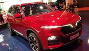 David Beckham lance la marque automobile Vietnamienne : VinFast