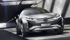 GAC : Le Chinois qui présente un SUV électrique