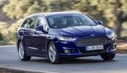 Ford Mondeo : la version hybride aussi en break