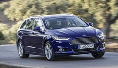 Ford Mondeo Hybrid Clipper : break hybride
