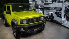 Présentation du Suzuki Jimny