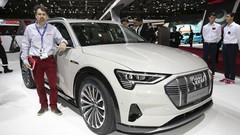 Audi e-tron : le premier SUV électrique d'Audi est prêt !