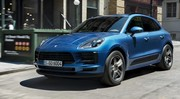 Porsche lance le Macan restylé en Europe