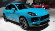 Présentation du Porsche Macan restylé