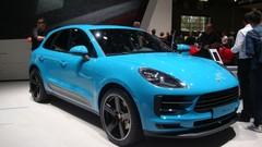 Porsche Macan restylé: le coup du bandeau