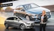 Nouvelle Mercedes Classe B : monospace étoilé