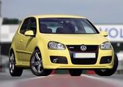 Essai Volkswagen Golf V GIT Pirelli : Chaussures italiennes