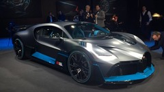 Bugatti Divo: l'Auto plus-plus-plus !
