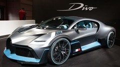 Bugatti Divo : la surprise du Mondial !