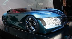 DS X E-Tense : la DS de 2035 déjà au Mondial de Paris 2018