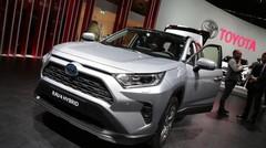 Toyota RAV4 : tout sur l'hybride