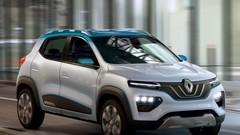 Ce qu'on sait sur l'électrique à bas coût de Renault, la K-ZE