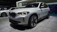 BMW iX3 Concept : premier aperçu du X3 électrique au Mondial 2018