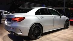 Mercedes Classe A berline : 3 volumes sinon rien