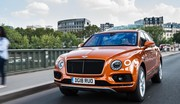 Bentley Bentayga : le diesel se retire de l'Europe