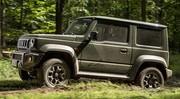 Essai Suzuki Jimny : Mini-Classe G