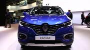 Les prix du Renault Kadjar restylé : belle inflation