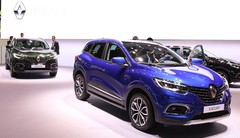 Prix en légère hausse pour le Kadjar restylé de Renault
