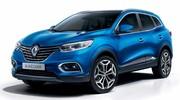 Les prix et équipements du nouveau Renault Kadjar
