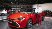 Toyota Corolla 2018 : nos impressions à bord