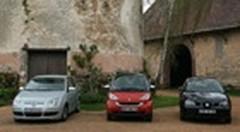 Essai Seat Ibiza Ecomotive, Volkswagen Polo BlueMotion, Smart Fortwo 0.8 cdi
