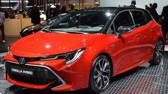 Nos premières impressions à bord de la Toyota Corolla hybride