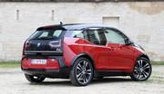 BMW signe l'arrêt de l'i3 à prolongateur d'autonomie