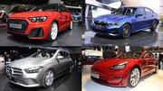 Mondial de l'Auto 2018 : les nouveautés étrangères du salon de Paris
