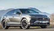 Essai Lamborghini Urus : Monster Truck