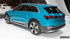 Mondial 2018: Audi e-tron 55 Quattro