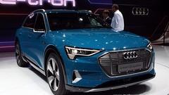Audi e-tron : Premières impressions