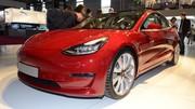Tesla Model 3 (2019) : le feuilleton continue au Mondial de l'auto