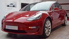 Nos premières impressions à bord de la Tesla Model 3