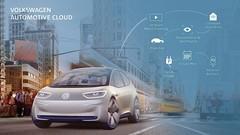 Microsoft en charge du cloud des futures Volkswagen connectées