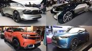 Mondial de l'Auto 2018 : les nouveautés françaises du salon de Paris