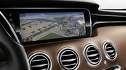 Le GPS des Mercedes va se baser sur la criminalité