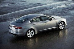 Essai Jaguar XF SV8 : So British !