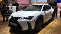 Lexus UX: voici les prix