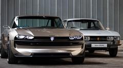 Peugeot e-Legend : la sensation du Mondial de l'Automobile