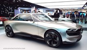 Concept Peugeot e-Legend : une réussite